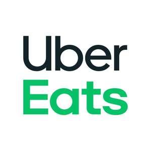 50% en uber eats en los 3 siguientes pedidos en julio!!