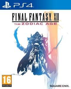 Final Fantasy XII PS4