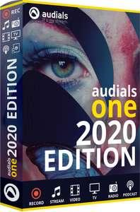 Audials One 2020 - Bajar canciones de Spotify / Deezer / Youtube / Soundcloud