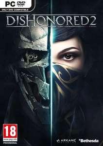 Dishonored 2 (Steam) por solo 3,29€