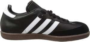Zapatillas Adidas Samba color negro 25.95€ (tallas 38, 41, 46)