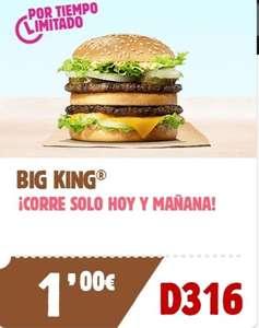 Big King a 1€