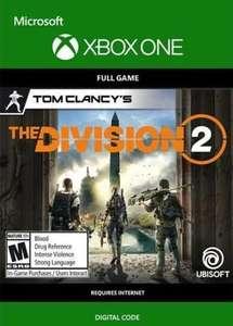 Juego Tom Clancy's The Division 2 para Xbox