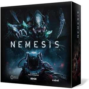Edge Entertainment- Nemesis - Español, Color (EERBNE01)
