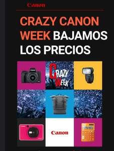 Crazy Canon Week