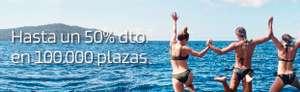 50% de descuento en 100.000 billetes de ALSA