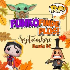 Ofertas Funko pop en todo el catálogo
