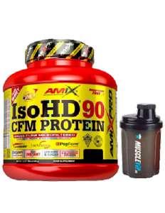 Amiox IsoHD 90 CFM Protein 1800g + mezclador de regalo