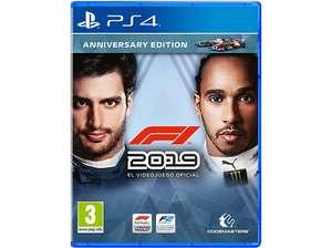F1 2019 PARA PLAYSTATION 4