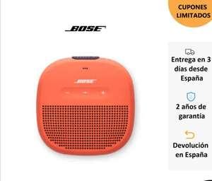 Altavoz Bluetooth Bose SoundLink Micro
