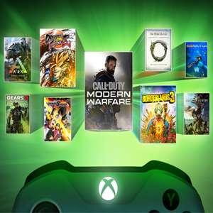 XBOX y PC :: Acceso gratuito Gears 5, Call of Duty, Borderlands y Otros (multijugador, 6-10 agosto)