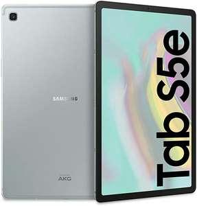 De 2ª mano - Muy bueno # Samsung Galaxy Tab S5e Wi Fi SM-T720 64GB, plateado, versión italiano
