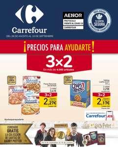 Catálogo Carrefour 26 de agosto al 10 de septiembre