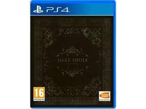 Dark Souls Trilogy PS4 físico