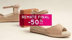 50 % Descuento Remate Final Pink Desert