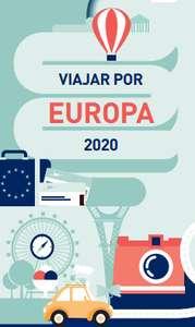 UNIÓN EUROPEA: Gratis la guía para viajar por la UE 2020 + Mapa (Edición física o en pdf)