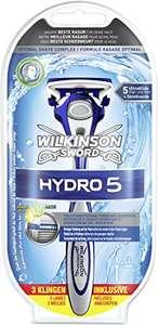Wilkinson Sword Hydro 5 (maquinilla + 3 recambios)