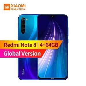 Xiaomi REDMI Note 8 GLOBAL | 4+64GB a precio mínimo