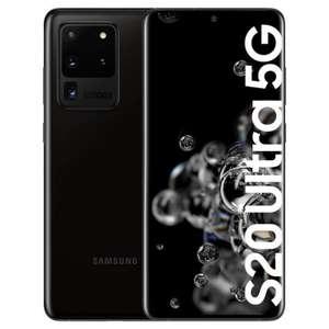 Samsung Galaxy S20 Ultra 128GB Negro 5G