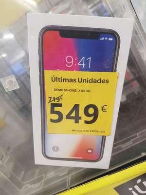 ULTIMAS UNIDADES iPhone X 64gb (Alicante)