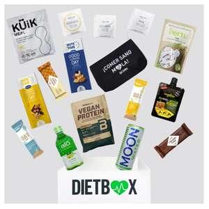 DIETBOX + neceser de regalo = 7.99€
