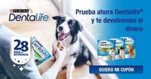 Reembolso hasta 12€ (28 días) de Purina DentaLife [snack dental para perros]