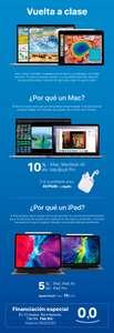 10% iMac, Macbook, Macbook pro o airpods gratis