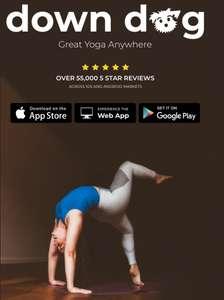 Down Dog - App de yoga GRATIS (Estudiantes y Profesores)