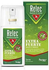 Repelente de Mosquitos Relec Fuerte   75ml (5,99 € compra recurrente / 6,31 €)