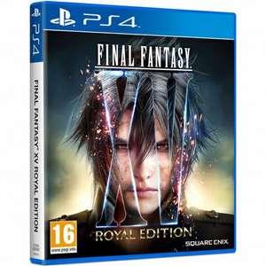 Final Fantasy XV Royale Edition (PS4) por 12,31€