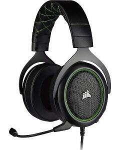 Auriculares para juegos Corsair HS50 PRO STEREO para PC, PS4, Xbox One*, Switch y dispositivos móviles