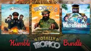 Humble Bundle Totally Tropico - Steam