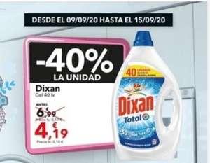 Detergente Dixan Tiendas Clarel