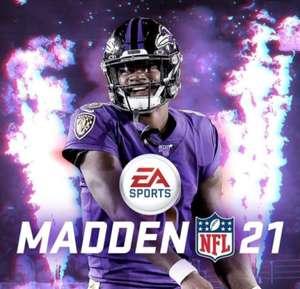 Madden NFL 21 juega GRATIS del 10 al 13 de Septiembre PS4/XBOX One y PC