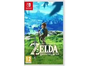 Nintendo Switch The Legend of Zelda: Breath of the Wild (MediaMarkt Canarias)