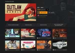 Outlaw Bundle, pagas 2,55€ por 8 juegos ()tropico 4, Serial Cleaner y otros