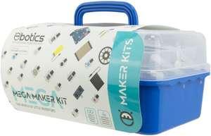 Mega Maker Kit Ebotics Robótica Y Programación