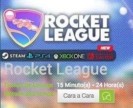 5% de Descuento en Igvault para items del juego Rocket League