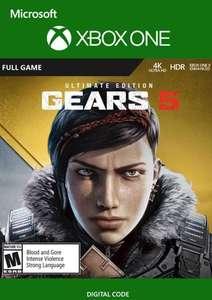 Gears 5 Ultimate Edition para PC y XBOX