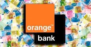 ORANGE BANK HASTA 45€ DE REGALO
