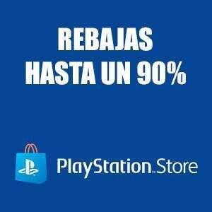 PlayStation Store :: Rebajas hasta un 90% (Semanales)