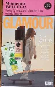 Contorno de ojos Cocunat de regalo con la revista Glamour