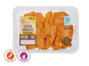 Pechuga de pollo al estilo andaluz - Lidl