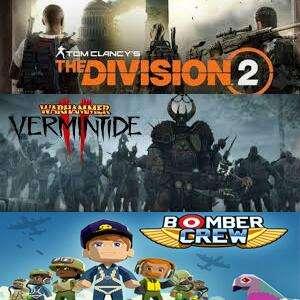 XBOX :: Juega gratis Tom Clancy's The Division® 2, Warhammer: Vermintide 2, Bomber Crew