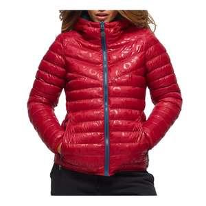 Deeply Capsule - Anorak De Esquí Mujer Rojo O Negro