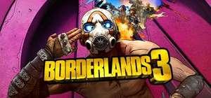 Borderlands 3: Llaves doradas