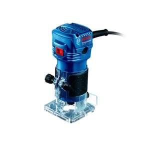 Fresadora 550W - Ø6 mm