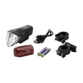 Luces LED para bicicleta a partir del 30/09 en ALDI