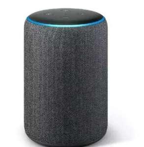 Altavoz inteligente con Alexa - Amazon Echo Plus (2ª Gen) Sonido alta calidad, Controlador de Hogar,