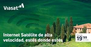 Internet Satélite - ¡Dónde No llega la Fibra! (Oferta Internet Satélite)